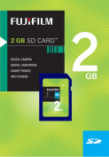 Fuji S1-SDHC4-2G 2GB Secure Digital Memory Card