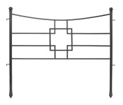 Achla DFS-25 Square-on-Squares Fence Section
