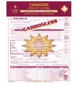 J.J. Keller 764MP Canadian Drivers Daily Log Book with Recap Detailed DVIR