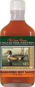 Hot Sauce Harrys HSH8022 HSH 2002 Federal Duck Stamp HABANERO Hot Sauce in a Flask - Flask