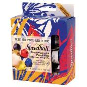 Speedball Block Printing Ink Starter