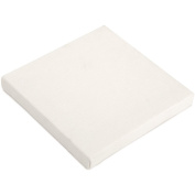 Canvas Corp 468741 Stretched Canvas-Natural 6 in. x 6 in.