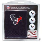 Team Golf 31120 Houston Texans Embroidered Towel Gift Set