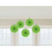Mini Hanging Fan Decorations
