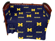 College Covers MICCS Michigan 5 piece Baby Crib Set