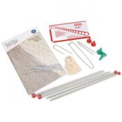 Knitting Made Easy Learning Kit-