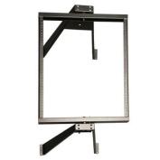 SmartRack SRWO12US Wall-Mount Pivoting Open Rack Frame
