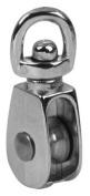 Apex Tool Group - Chain .127cm . Nickel Swivel Eye Single Sheave Pulley T7655052