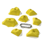 Nicros HHPE Pinches Denial Handholds - Yellow