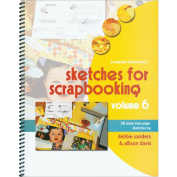 Scrapbook Generation 460579 Scrapbook Generation-Sketches For Scrapbooking Volume 6