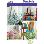 Simplicity Pattern Tote Bag, One Size