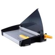 Fellowes Mfg. Co. FEL5411002 Heavy-Duty Paper Cutter- 38cm .- 40 Sh Cap.- 14-.130cm .x70cm .x13cm .- BK-SR