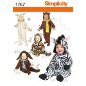 Simplicity Pattern Babies' Costumes,