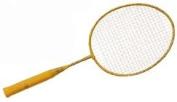 Olympia Sports RA002P 50cm . Steel Badminton Racquet