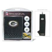 Team Golf 31020 Green Bay Packers Embroidered Towel Gift Set