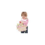 McCall's Pattern Burp Cloth, Cloth Ribbon Toy and Bib, 1 Size Only