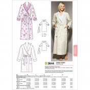 Kwik Sew Robes,