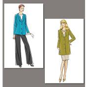 Vogue Pattern Misses' Jacket, Skirt and Pants, B5