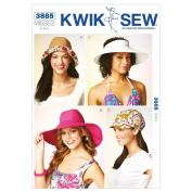 Kwik Sew Pattern Hats,
