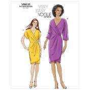 Vogue Pattern Misses' Dress,