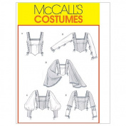 McCall's Patterns M4696 Misses' Renaissance Tops, Size BB