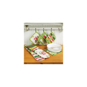 Butterick Pattern Apron, Hot Pads, Pot Holders, Place Mat, Napkin and Seat Cushion, All Sizes in 1 Envelope