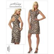 Vogue Patterns V1161 Misses' Dress, Size AA