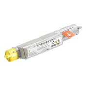 Dell JD750 High Yield Yellow Toner Cartridge for Use in Dell 5110Cn Printer