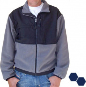 Colorado Timberline DJF Rainer Navy-Navy Performance Fleece Large
