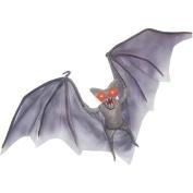 . 5.1cm Light-up Demon Bat Halloween Decoration
