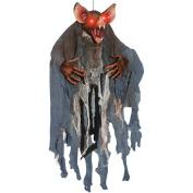 0.9m Hanging Bat Man Halloween Decoration