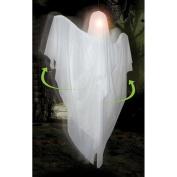 1.5m Hanging Rotating Ghost Halloween Decoration