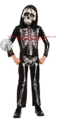 Rubies Fancy Dress - Halloween Concepts- Skeleton Costume CHILD SMALL