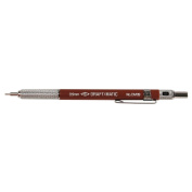 Alvin DM09 Draught-Matic Auto-Feed Mechanical Pencil 0.9mm, Maroon Barrel