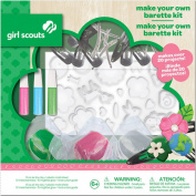 Girl Scouts Make Your Own Barette Kit