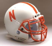 Schutts Sports University of Nebraska Cornhuskers NCAA Mini Helmet