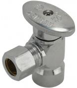 Plumb Pak .127cm . FIP X .96.5cm . Angle Quarter Turn Valves 2048PCLF