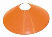 Olympia Sports CO048P 30cm . Half Cone - Orange