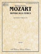 Alfred 00-PA02420A Rondo Alla Turca - Music Book