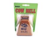 Speeco Farmex S90071000-CB900710 Long Distance Cow Bell-5.1cm - 2.1cm 10LD COW BELL