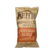 Kettle Chips 35039 Buffalo Bleu Krinkle Chips