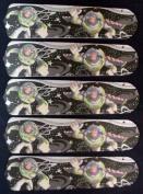 Ceiling Fan Designers 52SET-DIS-BL Buzz Lightyear 132.1cm . Ceiling Fan Blades Only