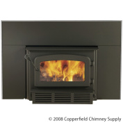 Chimney 77525 8 in. x 12 in.-18 in. Telescoping Model DSP Double-Wall Stovepipe