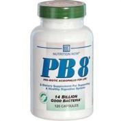 Nutrition Now Acidophilus& Digestion - PB 8 Pro-Biotic Acidophilus 120 vegetarian capsules 216553