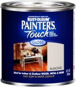 Rustoleum .50 Pint Almond Painters Touch Multi-Purpose Paint 1994-730