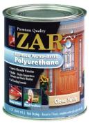 United Gilsonite 0.9l Clear Satin Zar Exterior Water Based Polyurethane 327
