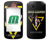 MusicSkins Alice Cooper Welcome To My Nightmare Skin for ZTE Libra