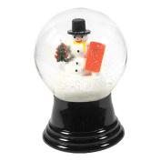 Medium Snowman Snow Globe