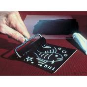 Scratch Art Scratch-Foam® Board 23cm . x 30cm . pad pack of 12