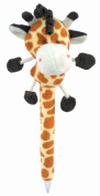 Puzzled 5523 Plush Pen - Giraffe